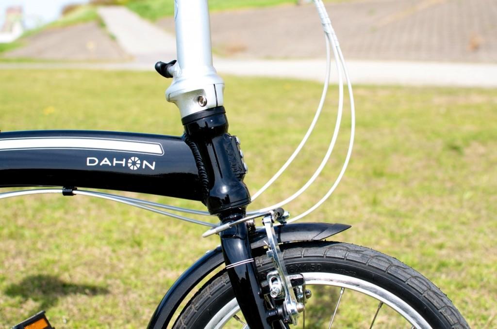 DAHON Curve D7の各パーツの重量はどのくらいか?