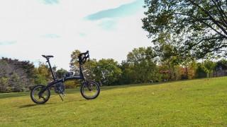 【輪行の利点】折りたたみ自転車DAHONで輪行サイクリング!【カロリー高めなラーメン屋へ!!】