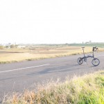 なぜ16インチ折りたたみ自転車DAHONにドロップハンドルなのか?