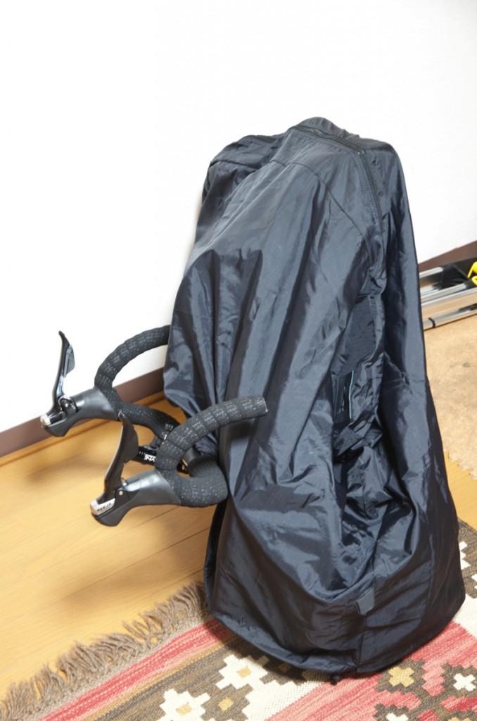 DAHON Curve D7に最適な輪行バッグを求めて【その1:輪行バッグを買ってみた】