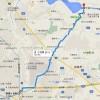 新鎌ケ谷から手賀沼へ抜ける迂回路を写真で紹介してみた