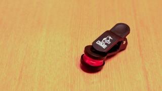 DIMEを買うとついてくるCHUMSのiPhone用広角レンズでTyrell FXを撮影してみた