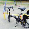 DAHON Curve D7で子供を連れてサイクリングしよう!?