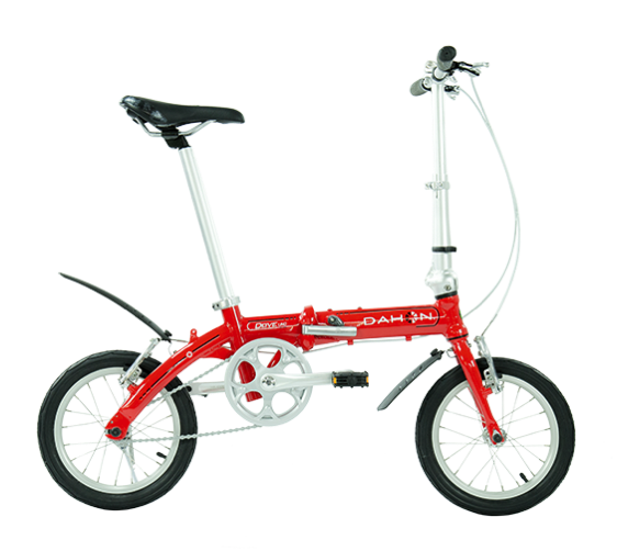 Dahon dove uno 2016 red large