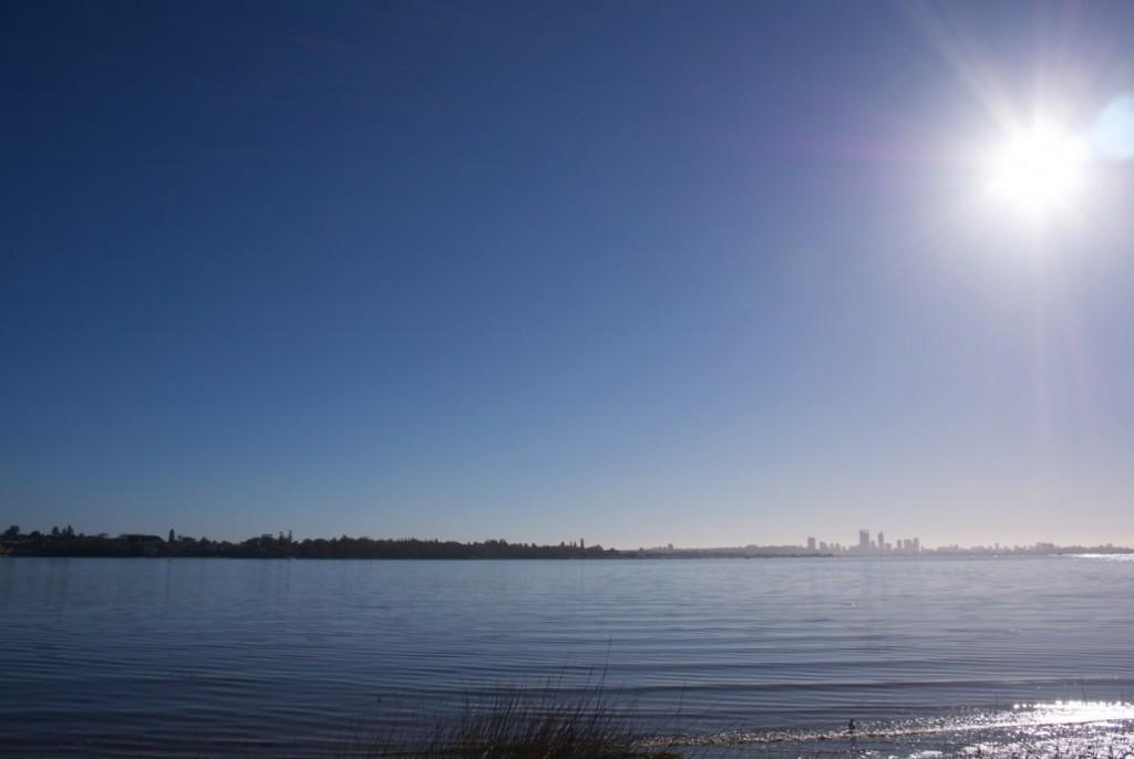 書いていたらオーストラリア、パースで自転車に乗りたくなってきた!その1:素敵な道路状況