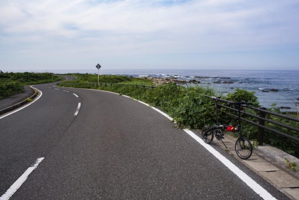 車や徒歩では見えない景色が折りたたみ自転車DAHON Curve D7で見えてくる!