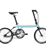 BIKE FRIDAYの新しい折りたたみ自転車pakiTが6.8kgで発表されて興奮しています!!!