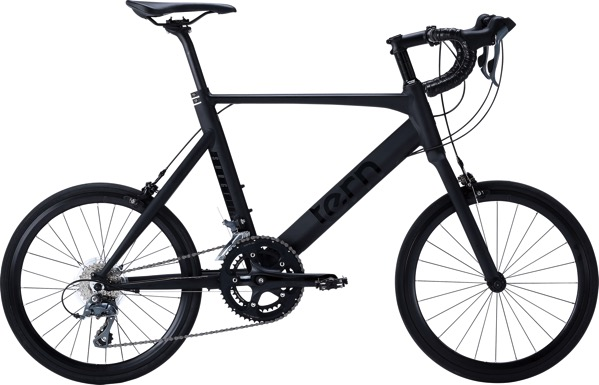 Tern surge matt black