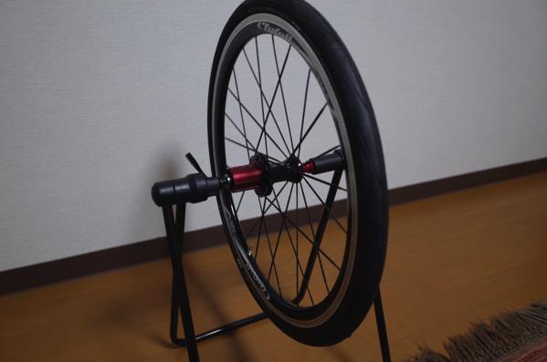 折りたたみ自転車Tyrell FXのタイヤ交換をした話