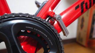 折りたたみ自転車のギア比について考える