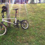 シンガポールのリゾートアイランド、セントーサ島を折りたたみ自転車Tyrell IVEで1周してみた