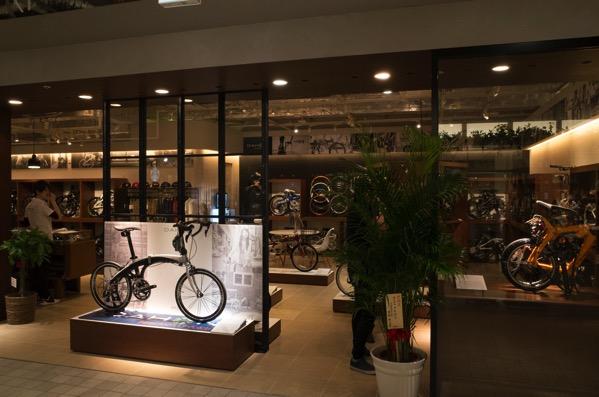 DAHONとternの専門店が新宿マルイ本館8Fにオープン→取材しました!