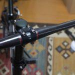 折りたたみ自転車DAHON Curve D7にカーボンパーツを搭載することを妄想中です♪