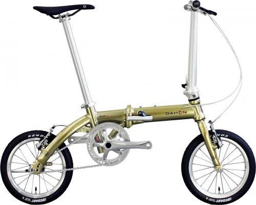 折りたたみ自転車DAHON 2018年モデル!?Dove Plusってなによ?