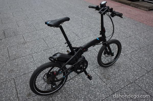 【試乗レポート】ついに登場!電動アシスト折りたたみ自転車tern Vektron S10