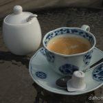 自転車とコーヒーの素敵な関係