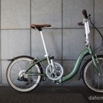 スカートでもOK!折りたたみ自転車DAHON Ciaoは新しい自転車の愉しみ方を提案する!?