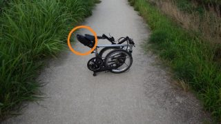 【走行距離3,000km突破!】折りたたみ自転車Tyrell IVEのここがバツ!