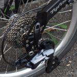折りたたみ自転車Tyrell IVEを9速→11速にしました!