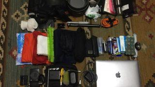 折りたたみ自転車Tyrell IVEふるさとへ、その1:1泊2日のサイクリングで必要なものは?