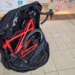 ロードバイクと折りたたみ自転車Tyrell FXを比較しました
