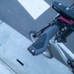 たった数千円で全く別の乗り心地!自転車グリップにこだわりを。