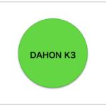 大人気DAHON K3に新色の緑!カラバリってことは安定期?