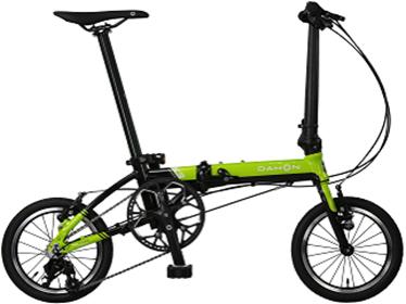 Dahon k3 green