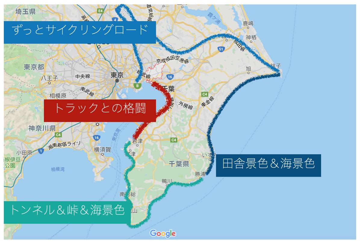 Chiba route