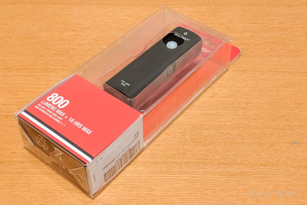 Gaciron v9c800 can be better than cateye volt 800 1