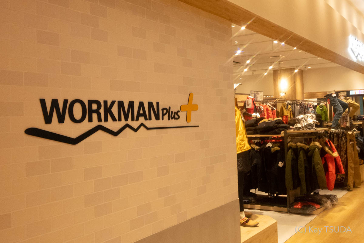 I visited workmanplus 22