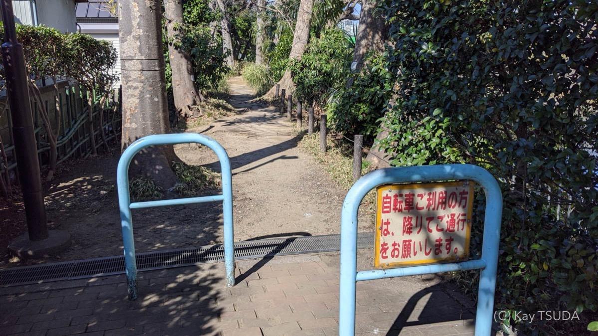 A round trip of adachi ward 5