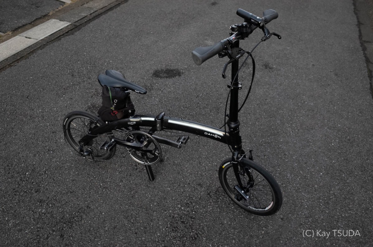 Everything about dahon curve d7 after 9000km 5