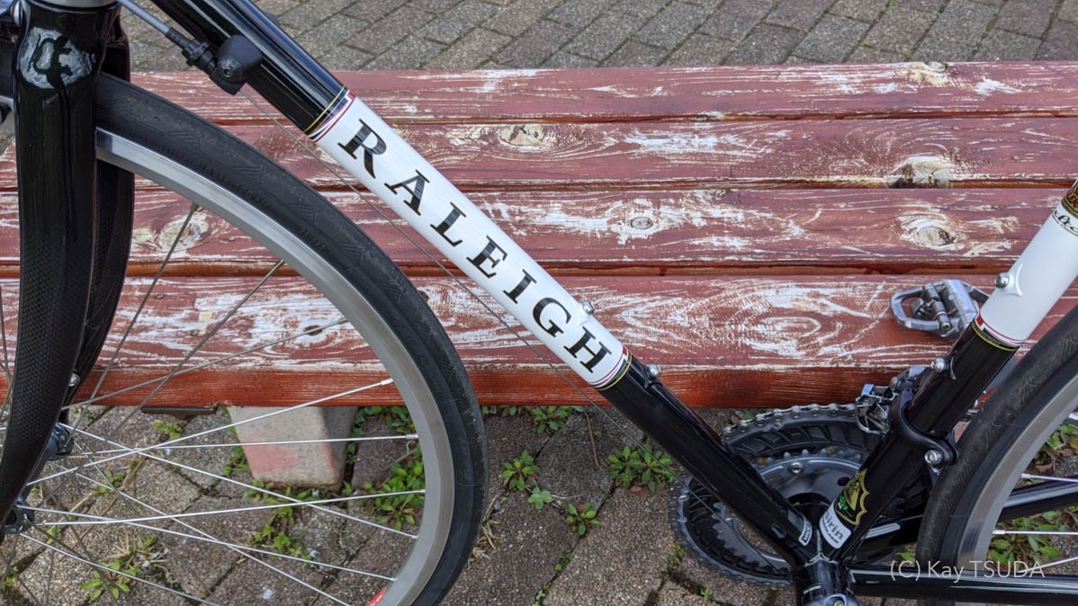 Introducing chromo road bike raleigh 6