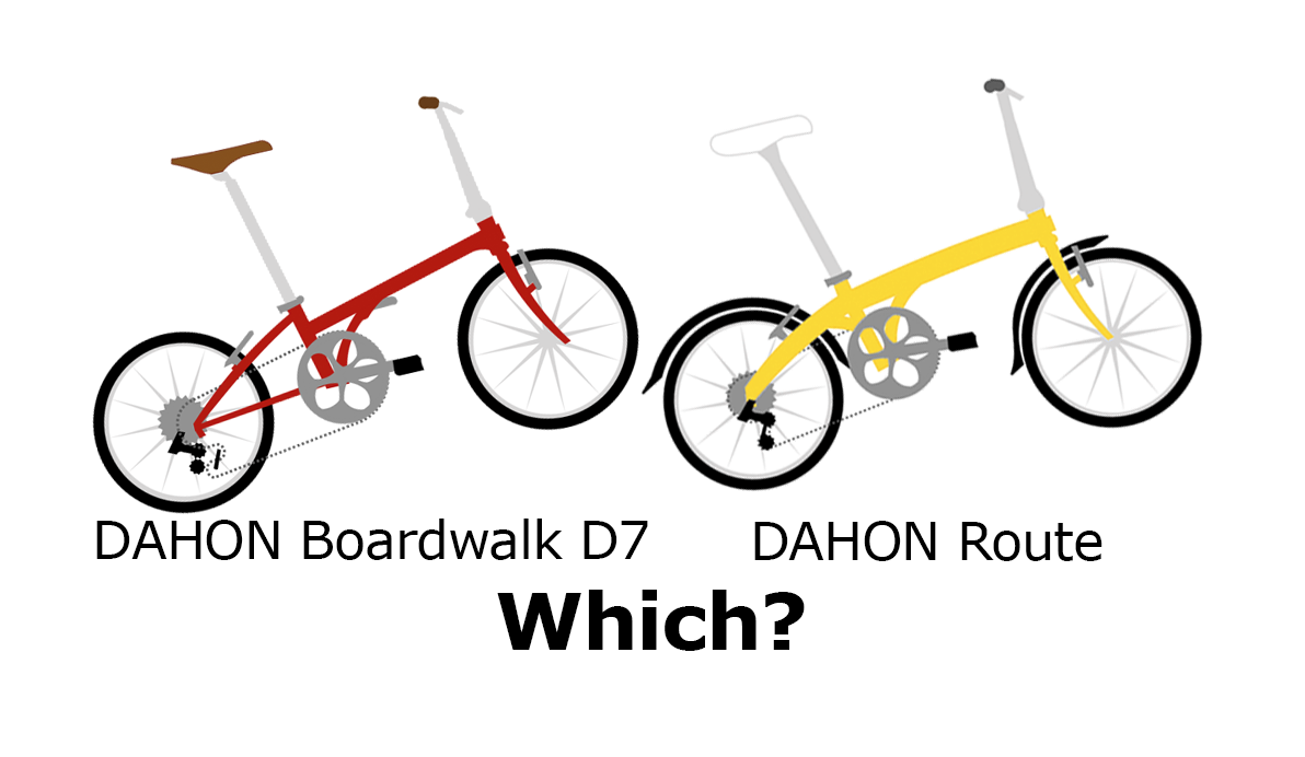 Boardwalk vs route 2