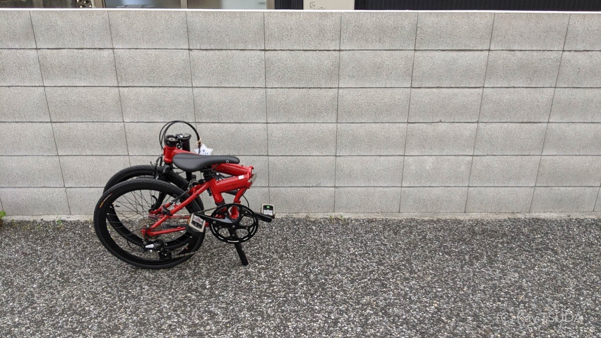 I tested dahon speed falco 17