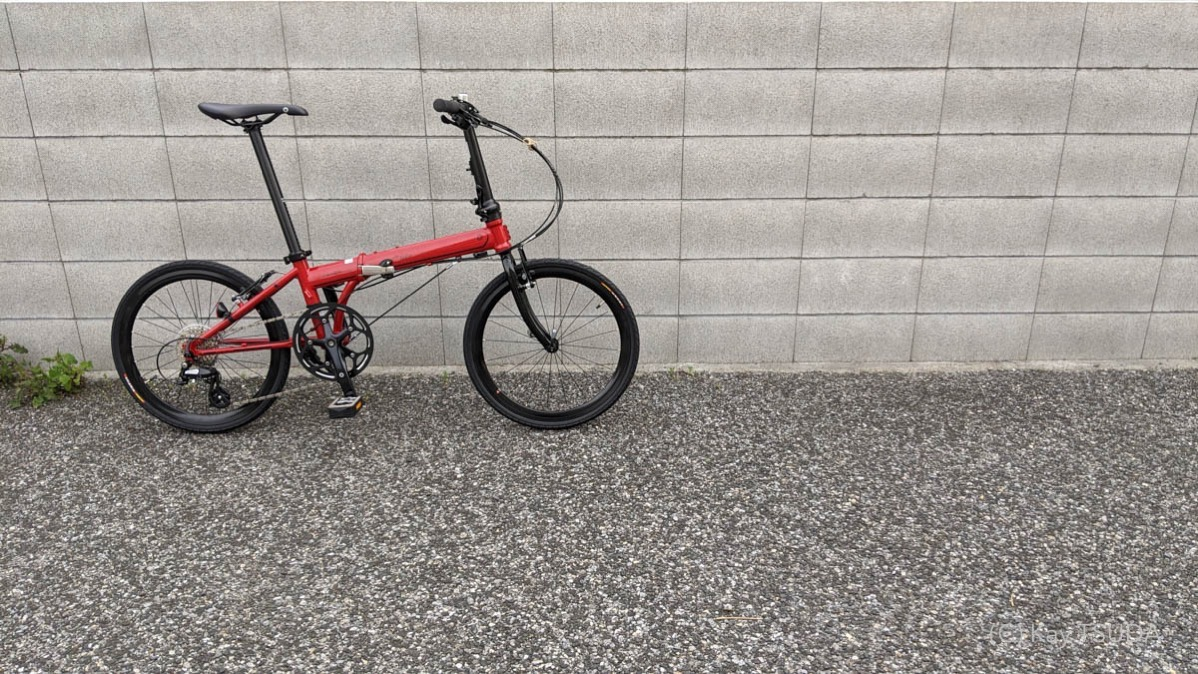 I tested dahon speed falco 9