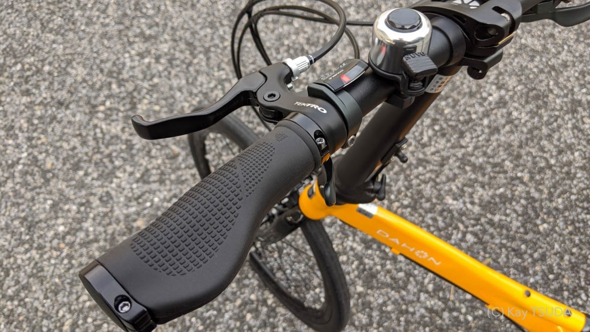 I tested dahon visc evo 17