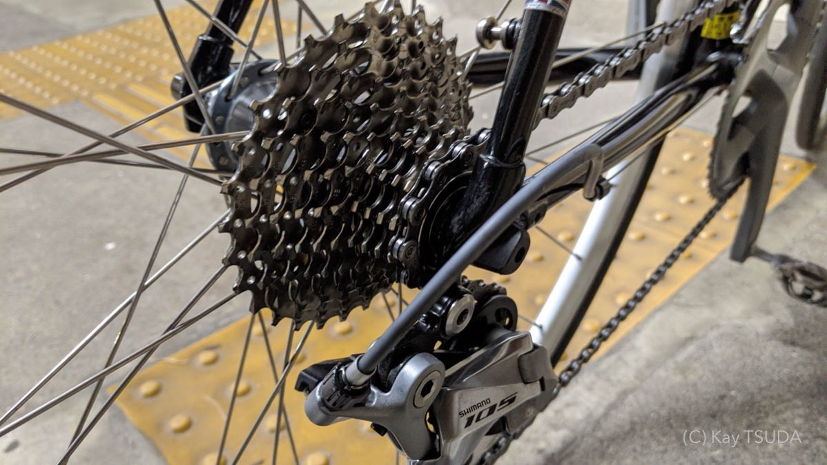 How to pack up your roadbike 4