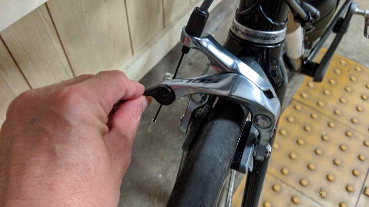 How to pack up your roadbike 5