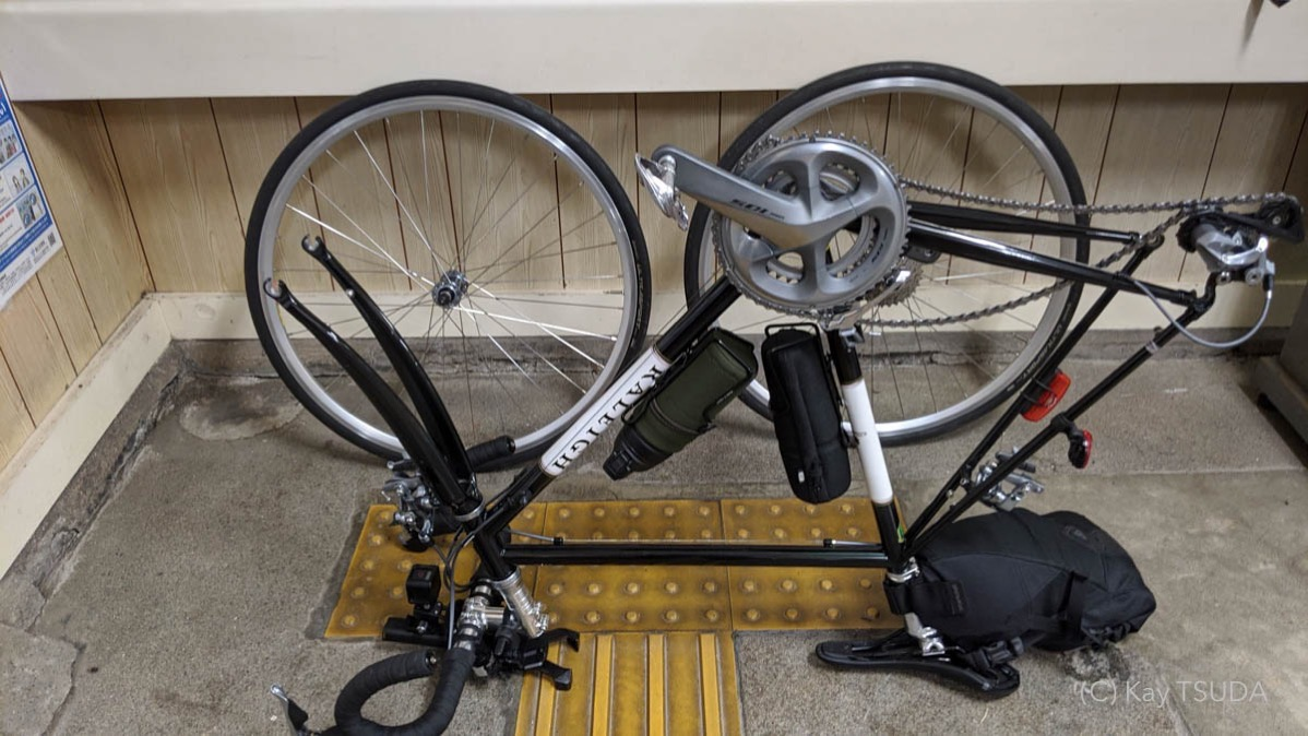 How to pack up your roadbike 8