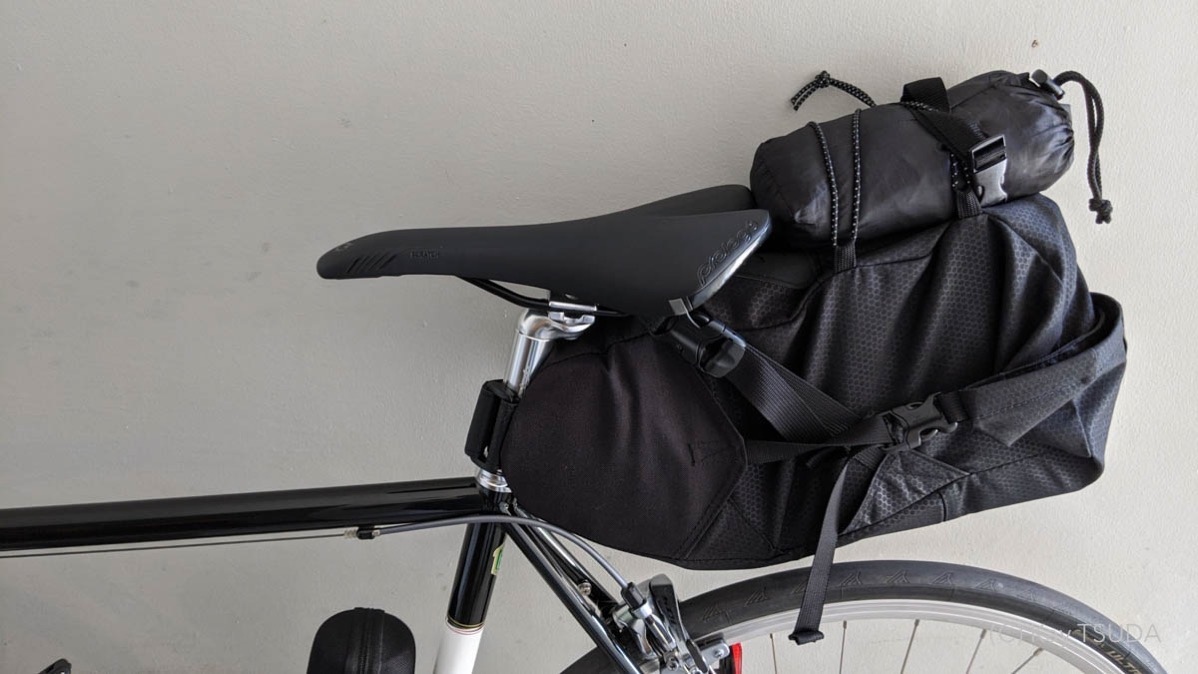 Large saddle bags for road bikes 10