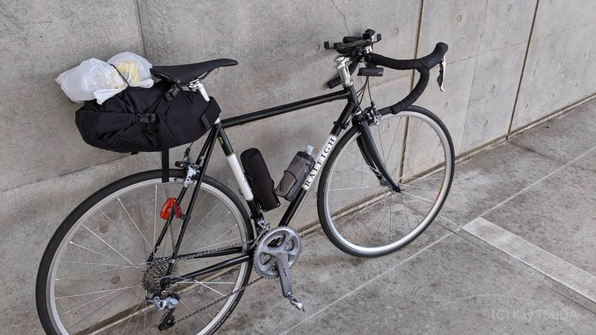 Large saddle bags for road bikes 9