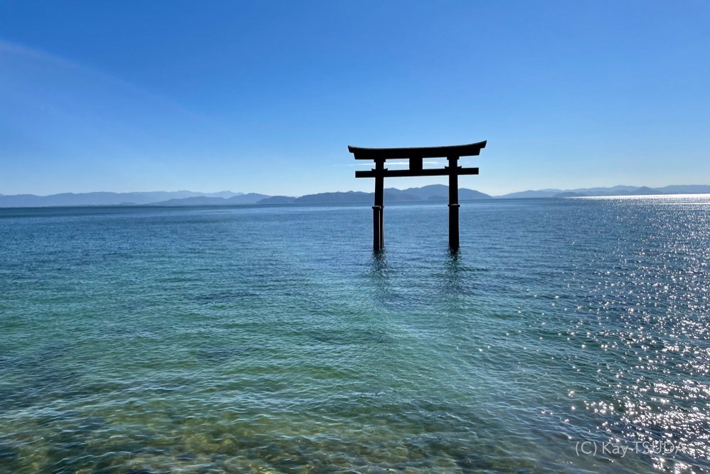 A round trip of lake biwa 26