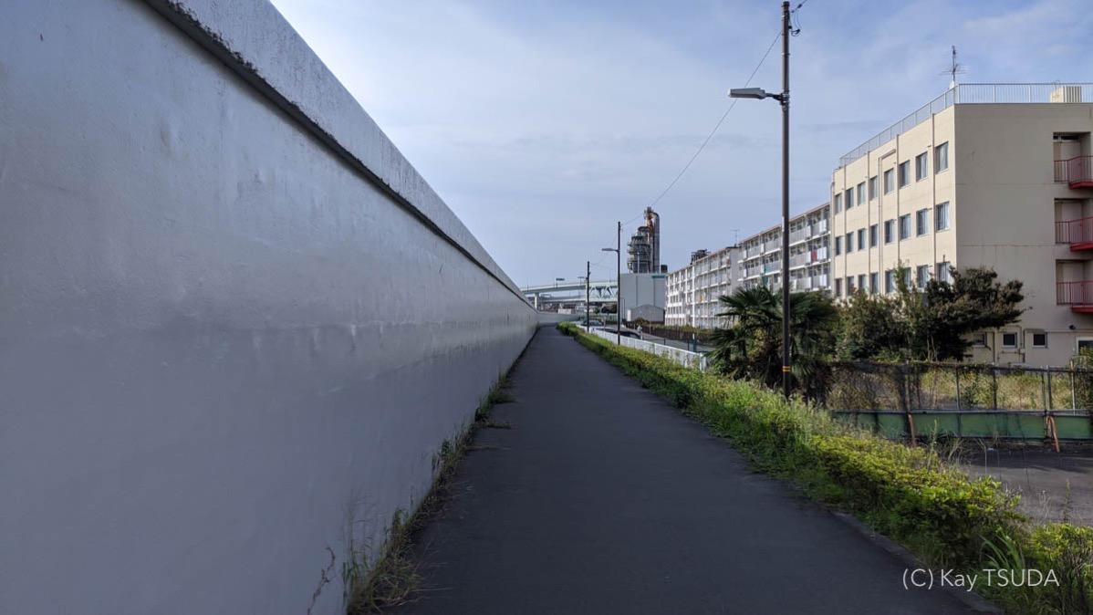 Sumida river cycling 14