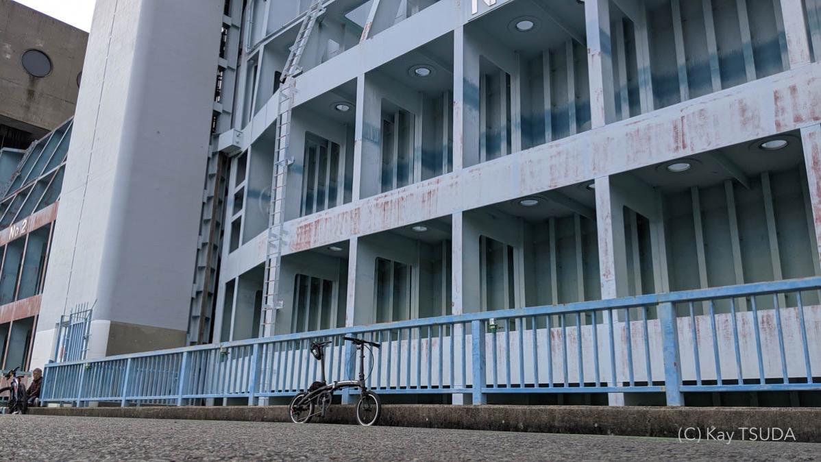 Sumida river cycling 15