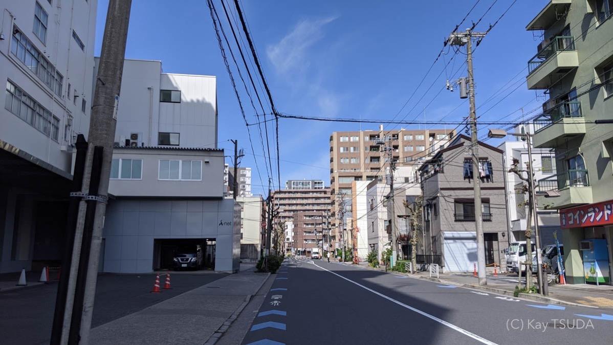 Sumida river cycling 19