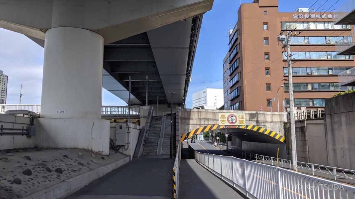 Sumida river cycling 22