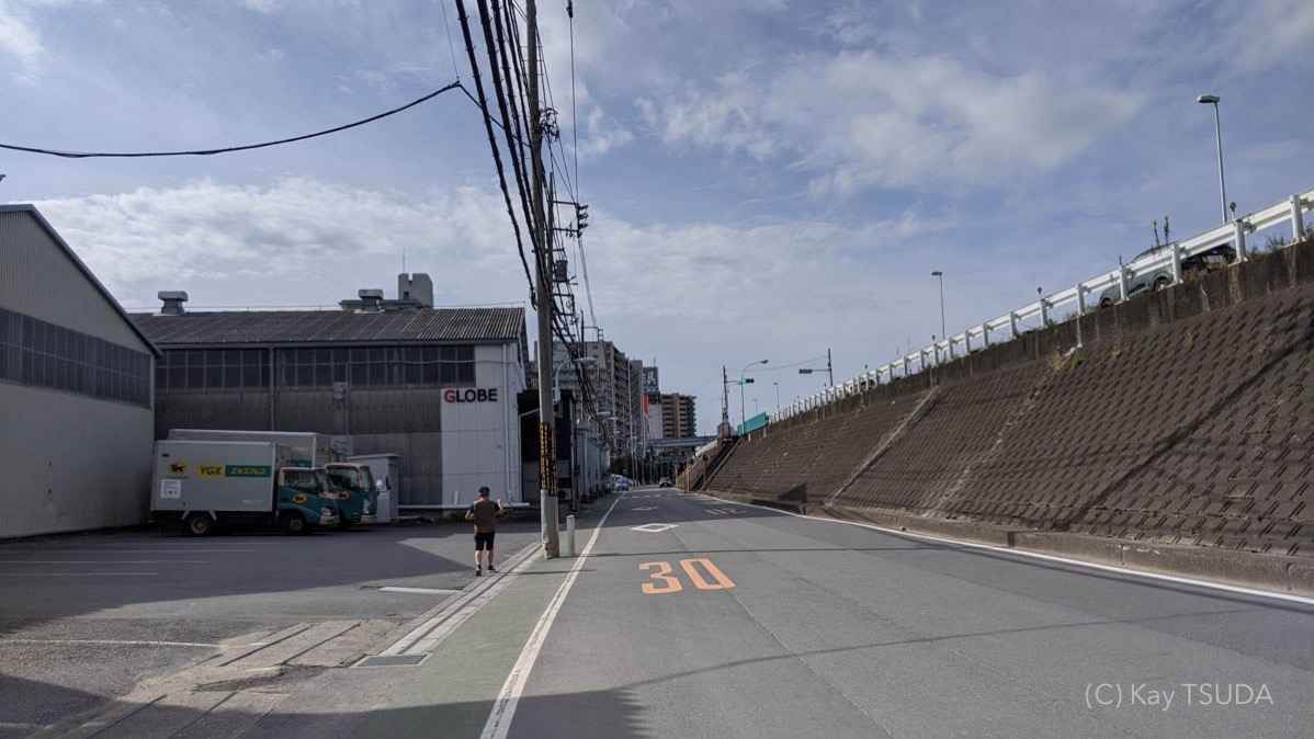 Sumida river cycling 26