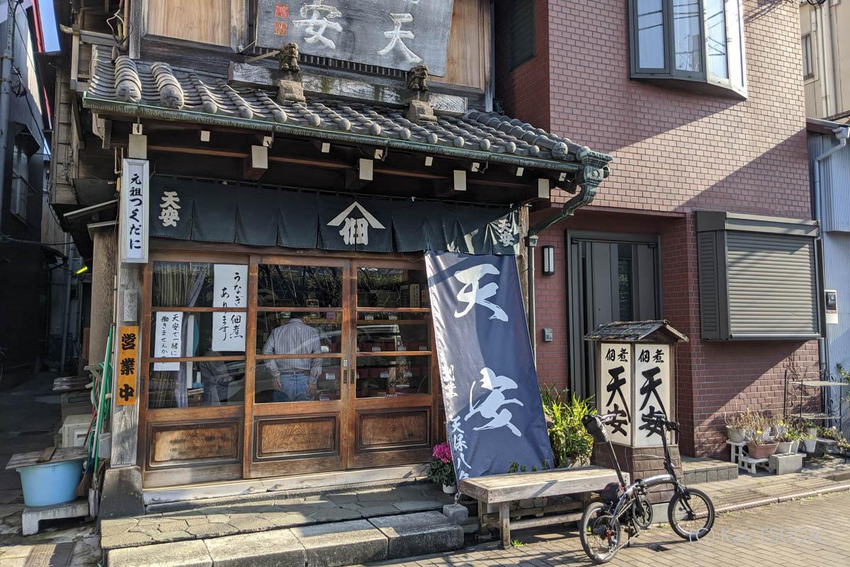 Sumida river cycling 28